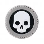AvidMax Outfitters BlackRapid - Lens Bling Nikon Skull