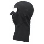 AvidMax Outfitters Balaclava Buff Cross Tech Black L/XL
