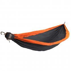 ENO TechNest Hammock Charcoal/Orange