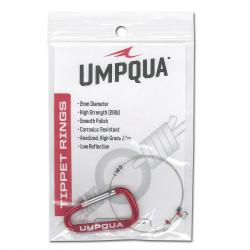 Umpqua Fly Fishing Tippet Rings 10 Pack