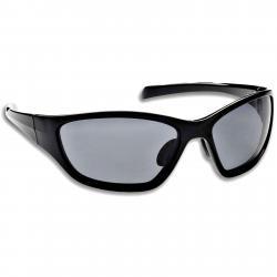 Fisherman Eyewear Wave Sunglasses Black/Gray Lenses