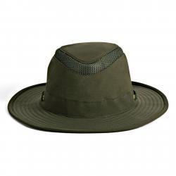 Tilley's LTM6 AIRFLO Hat Size 7-1/8 Olive