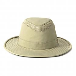Tilley's LTM6 AIRFLO Hat Size 7-1/2 Khaki