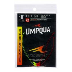 Umpqua Indicator Coil Strike Indicator Red/Yellow