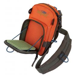 Fishpond San Juan Vertical Chest Pack- Cutthroat Orange