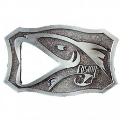 Rising Bottle Opening Beer Buckle