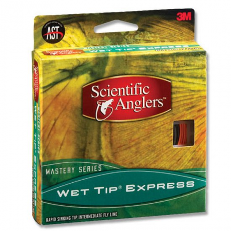 Scientific Anglers Mastery Wet Tip Express Fly Line 550 Grain/12-14 wt