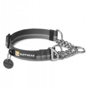 Ruffwear Chain Reaction Dog Collar Twilight Gray Small