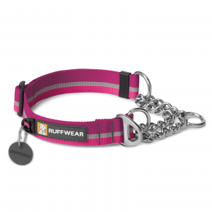 Ruffwear Chain Reaction Dog Collar Purple Dusk Small