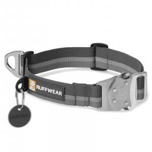 Ruffwear Top Rope Dog Collar Twilight Gray Medium
