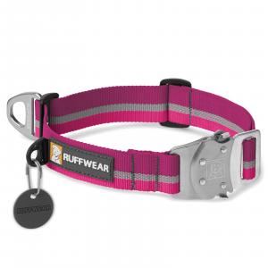 Ruffwear Top Rope Dog Collar Purple Dusk Medium
