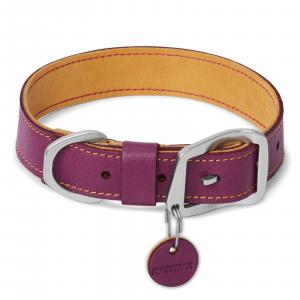 Ruffwear Timberline Dog Collar Wild Plum Purple 11-14 in