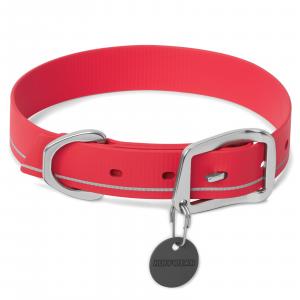 Ruffwear Headwater Dog Collar Red Currant 11-14 in