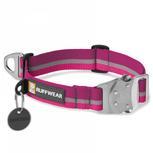 Ruffwear Top Rope Dog Collar Purple Dusk Small