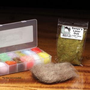 Hareline Senyo's Laser Dub Olive