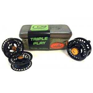 Cheeky Fishing Tyro Fly Reel Triple Play 300