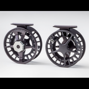 Waterworks Lamson Remix Fly Reel 1.5 Black 3-4 wt (Model 1.5)