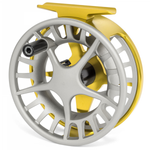 Waterworks Lamson Remix Fly Reel 2 Black 5-6 wt (Model 2)