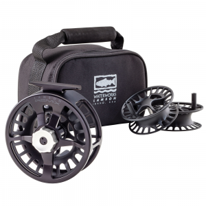 Lamson Remix HD Fly Reel 3-Pack 3.5