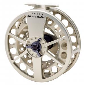 Lamson Speedster HD Fly Reel 3 Silver