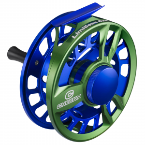Cheeky Fishing Limitless Fly Reel 475 (10-12 wt)