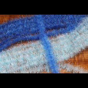 Enrico Puglisi EP Tarantula Hairy Legs Brush 0.5 inch Sky Blue