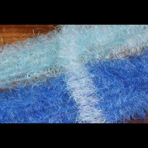 Enrico Puglisi EP Tarantula Hairy Legs Brush 1 inch White/Red