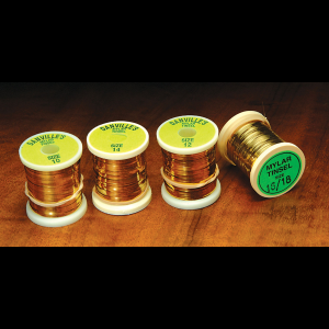 Danville's Flat Mylar Gold/Silver Tinsel Fine 16-18