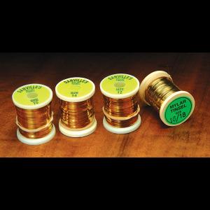 Danville's Flat Mylar Gold/Silver Tinsel Small 14