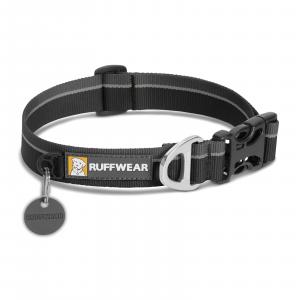 Ruffwear Hoopie Collar II Small Obsidian Black