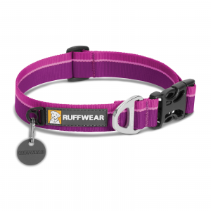 Ruffwear Hoopie Collar II Medium Purple Dusk