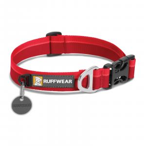 Ruffwear Hoopie Collar II Medium Red Currant