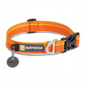 Ruffwear Hoopie Collar II Medium Orange Sunset