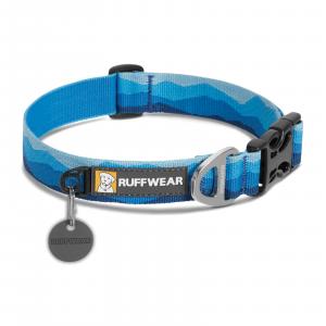 Ruffwear Hoopie Collar II Medium Blue Mountains