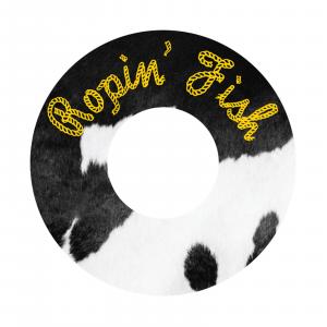 Redington i.D 5/6 WT Fly Reel Decal Ropin' Fish
