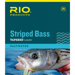 RIO Striped Bass Tapered Leader 7'