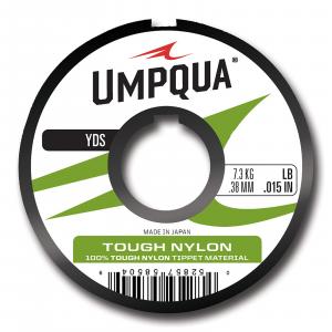 Umpqua Tough Nylon Tippet 25 lbs. - 25 yds. Was: $4.99 Now: $3.24.