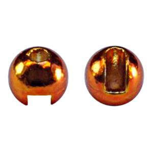 """MFC Tungsten Lucent Jig Beads Orange 3/32"""" (2.4 mm)"""