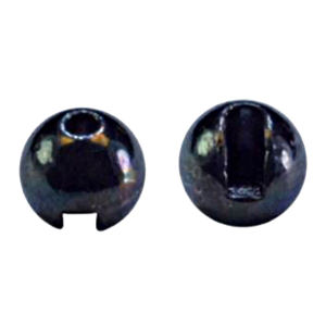 """MFC Tungsten Jig Beads Black Nickel 3/32"""" (2.4 mm)"""
