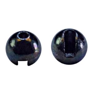 """MFC Tungsten Jig Beads Black Nickel 1/8"""" (3.3 mm)"""
