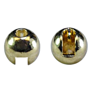"""MFC Tungsten Jig Beads Gold 1/8"""" (3.3 mm)"""