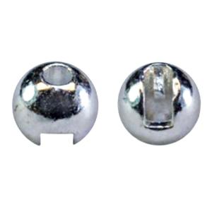 """MFC Tungsten Jig Beads Silver 7/64"""" (2.8 mm)"""