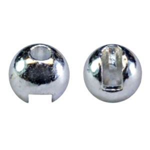 "MFC Tungsten Jig Beads Silver 1/8"" (3.3 mm)"