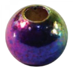 "MFC Tungsten Lucent Beads Rainbow 1/16"" (1.5 mm)"