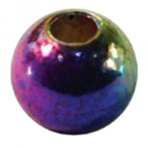 "MFC Tungsten Lucent Beads Rainbow 7/64"" (2.7 mm)"