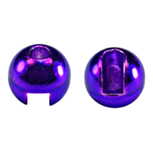 "MFC Tungsten Lucent Jig Beads Purple 7/64"" (2.8 mm)"