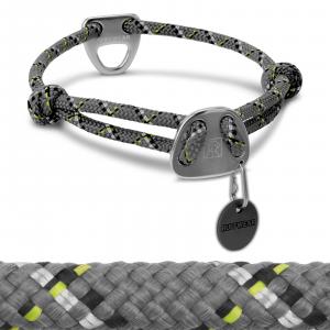 Ruffwear Knot-A-Collar II Dog Collar 20-26 Granite Gray
