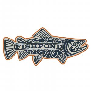 Fishpond Maori Trout Sticker