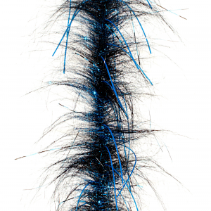 Fair Flies Anadromous Fly Tying Brushes Steely - Blue