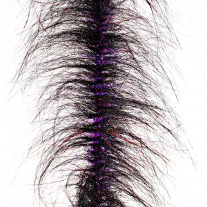 Fair Flies Trout Fly Tying Brushes Bleeding Leech - Black